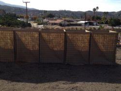 Hesco Barriers -3'x 3' x 4'